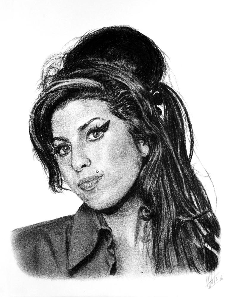 Amy Winehouse by ARitz